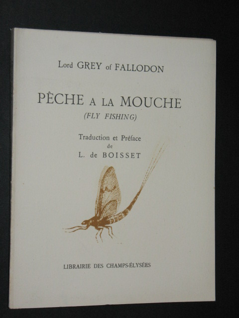 Pêche à la mouche (Fly fishing)