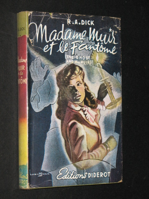 Madame Muir et le fantôme (the ghost and Mrs Muir)